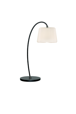 SNOWDROP 320 Bordlampe Silk White