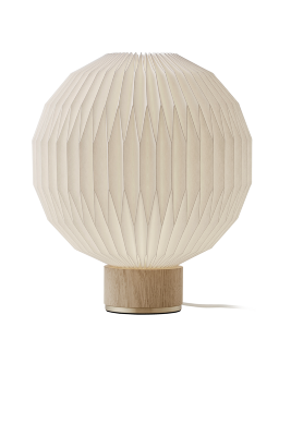 Model 375 - Medium bordlampe med papirskærm
