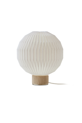 Model 375 - Small bordlampe med standardskærm